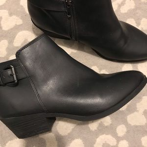 Faded Glory Shoes - Ankle booties